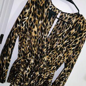 Tops - Kardashian Kollection Peplum Shirt